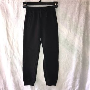 Members Mark black sweat pants size 6
